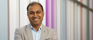 Dr. Kishore Mulpuri Appointed as Head of the UBC Department of Orthopaedics