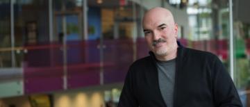 Dr. Babak Shadgan receives Peter Wall COVID-19 Solutions Award