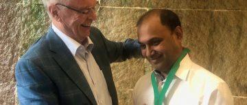 Congratulations to the COA's 76th President Dr. Kishore Mulpuri